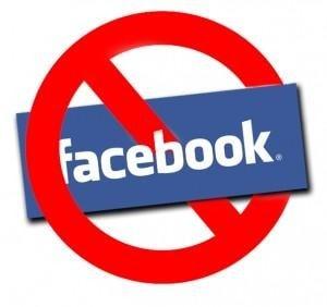 Facebook-Banned
