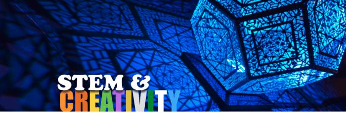 STEM & Creativity Banner Image