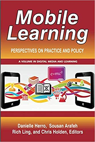 Mobile Learning Book cover