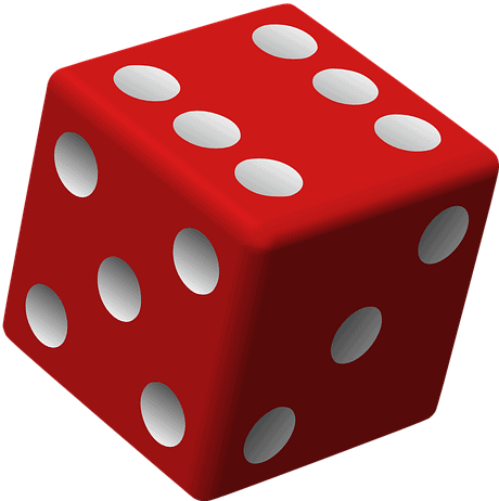 Filler image: dice