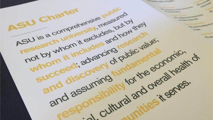 ASU Charter, photo
