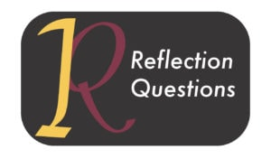 Reflection Questions design by Punya Mishra